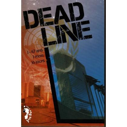 Deadline - Livre de base (jdr éditions John Doe en VF) 002