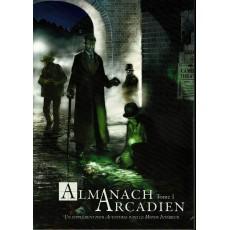 Almanach Arcadien - Tome 1 (jdr Aventures dans le Monde Intérieur en VF)