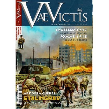 Vae Victis N° 110 (Le Magazine du Jeu d'Histoire) 003