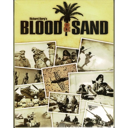 Blood & Sand (wargame Worthington Games en VO) 001