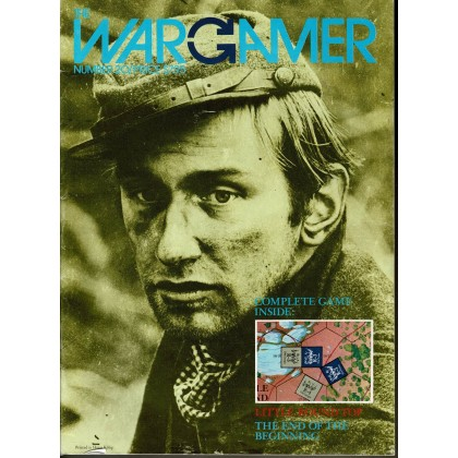 The Wargamer N° 20 - Little Round Top (magazine de wargames en VO) 001