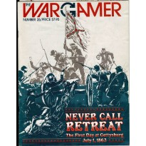 The Wargamer N° 25 - Never Call Retreat (magazine de wargames en VO) 001