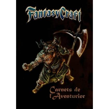 Fantasy Craft - Carnets de l'Aventurier (jeu de rôle 7e Cercle en VF) 003
