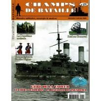 Champs de Bataille N° 21 (Magazine histoire militaire & stratégie)