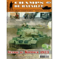 Champs de Bataille N° 24 (Magazine histoire militaire & stratégie)