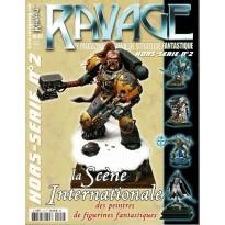 Ravage N° 2 Hors-Série - La scène internationale (le Magazine des Jeux de Stratégie Fantastique) 001
