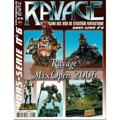 Ravage N° 6 Hors-Série - Ravage Mix Open 2006 (le Magazine des Jeux de Stratégie Fantastique) 001