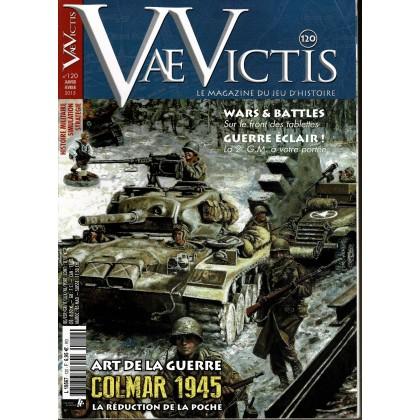 Vae Victis N° 120 (Le Magazine du Jeu d'Histoire) 004