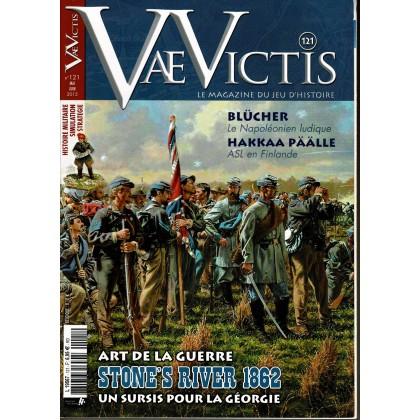 Vae Victis N° 121 (Le Magazine du Jeu d'Histoire) 003