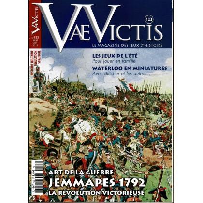 Vae Victis N° 122 (Le Magazine des Jeux d'Histoire) 002