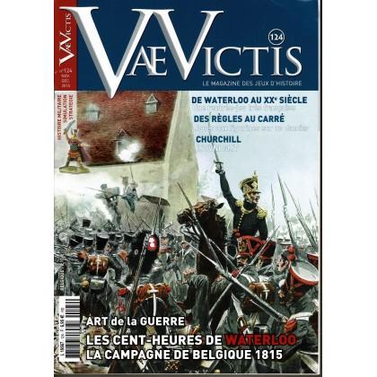 Vae Victis N° 124 (Le Magazine des Jeux d'Histoire) 004