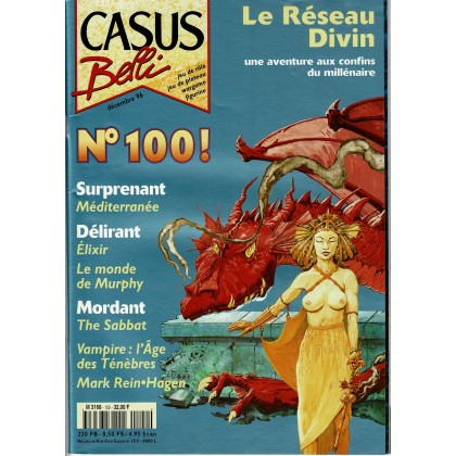 Casus Belli N° 100 (magazine de jeux de rôle) 007