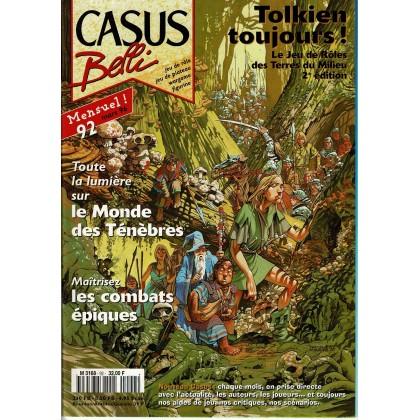 Casus Belli N° 92 (magazine de jeux de rôle) 008