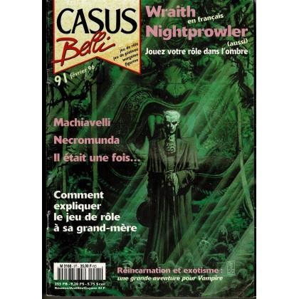 Casus Belli N° 91 (magazine de jeux de rôle) 006