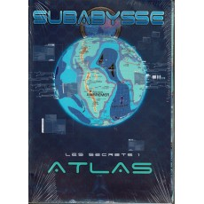 Subabysse - Les Secrets 1 - Atlas (jdr Les Ludopathes en VF)