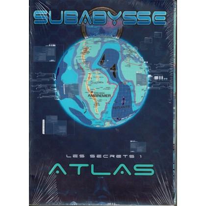 Subabysse - Les Secrets 1 - Atlas (jdr Les Ludopathes en VF) 001