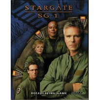 Stargate SG1 - Role Playing Game (livre de base jdr en VO) 002