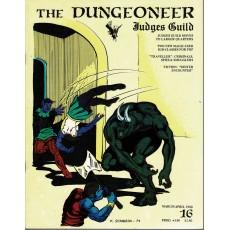 The Dungeoneer N° 16 - Judges Guild (magazine de jeux de rôle en VO)