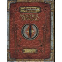 Monster Manual - Core Rulebook III v.3.5 - Premium Edition (jdr D&D 3.5 en VO)