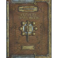 Player's Handbook - Core Rulebook I v.3.5 - Edition Premium (jdr D&D 3.5 en VO)