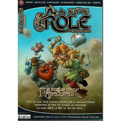 Jeu de Rôle Magazine N° 9 (revue de jeux de rôles) 003