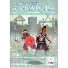 Hearts in Glorantha Issue 5 - Swords for Death! (jdr D101 Games en VO)
