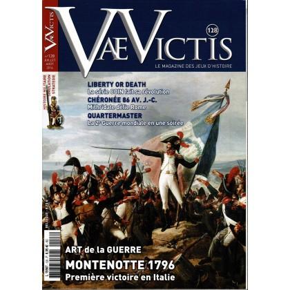 Vae Victis N° 128 (Le Magazine des Jeux d'Histoire) 003