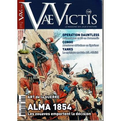 Vae Victis N° 130 (Le Magazine des Jeux d'Histoire) 003