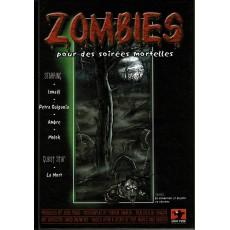 Zombies - Pour des soirées mortelles (livre de règles jdr en VF)