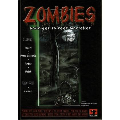 Zombies - Pour des soirées mortelles (livre de règles jdr en VF) 004