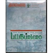 Against the Odds Nr. 40 - Liliburlero 1690 (A journal of history and simulation en VO)