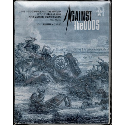 Against the Odds Vol. 1 Nr. 4 - Napoleon at the Berezina (A journal of history and simulation en VO) 001
