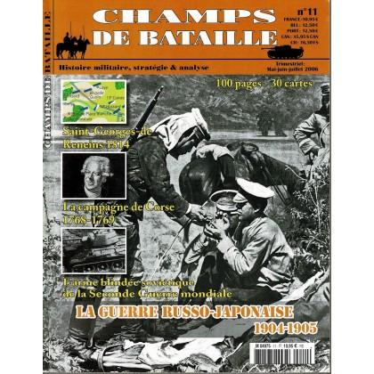 Champs de Bataille N° 11 (Magazine histoire militaire & stratégie) 001
