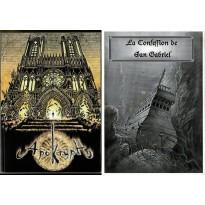ApoKryph - Livre de base & livret de scénario (jdr en VF)