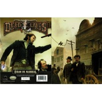 Ecran du Marshal & livret (jdr Deadlands Reloaded en VF) 002