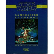 Gamemaster Handbook for Second Edition (jdr Star Wars D6 en VO)