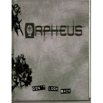 Orpheus - Livre de base (jdr Le Monde des Ténèbres en VO) 001