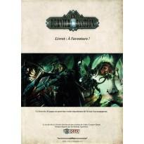 Le Dernier Bastion - Ecran & Livret (jeu de rôle Ageektion en VF)