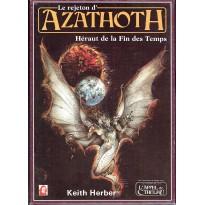 Le Rejeton d'Azathoth - Héraut de la Fin des Temps (boîte jdr L'Appel de Cthulhu en VF)