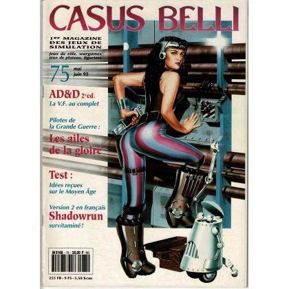 Casus Belli N° 75 (1er magazine des jeux de simulation) 008