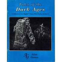 Tales of the Dark Ages (jdr Ars Magica 1ère édition en VO)