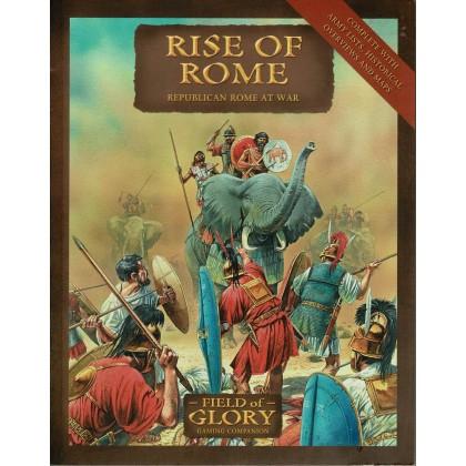 Rise of Rome (jeu de figurines Field of Glory en VO) 002