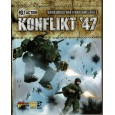 Konflikt '47 - Livre de règles (livre de base en VO) 001