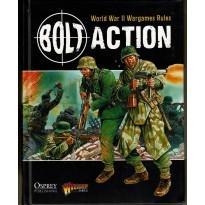 Bolt Action - Livre de règles 1ère édition (livre de base en VO) 001