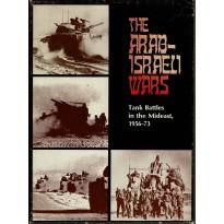 The Arab-Israeli Wars - Tank Battles in the Mideast 1956-73 (wargame Avalon Hill en VO) 002