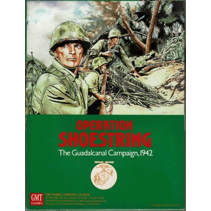 Operation Shoestring - The Guadalcanal Campaign 1942 (wargame GMT en VO) 002