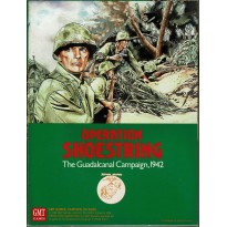 Operation Shoestring - The Guadalcanal Campaign 1942 (wargame GMT en VO)