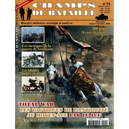 Champs de Bataille N° 13 (Magazine histoire militaire & stratégie) 001