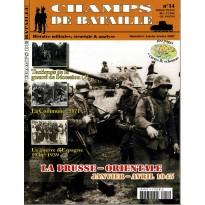 Champs de Bataille N° 14 (Magazine histoire militaire & stratégie)