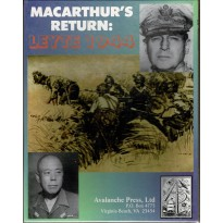 Leyte 1944 - MacArthur's Return (wargame Avalanche Press en VO) 002